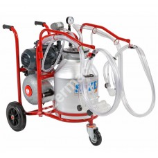 Sezer Pls-2/1 Seyyar Süt Sağım Makinesi (Koyun-Keçi)