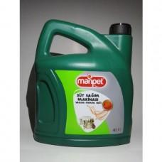 Manpet Süt Sağım Makinası Vakum Pompa Yağı 4L.