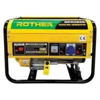 Rother Rtr3500 Benzinli İpli Jeneratör