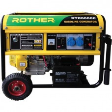 Rother Rtr8000E Benzinli Jeneratör