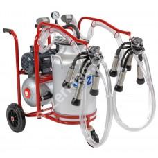 Sezer Pls-2/1 Seyyar Süt Sağım Makinesi