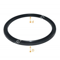 Sabit Sistem Güğüm Kapak Contası 30Lt (Eski Tip)