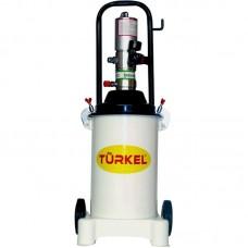Türkel LD-608 Havalı Gres Pompası 12 Litre